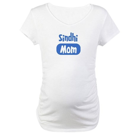 Sindhi mom Maternity T-Shirt
