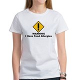 Food Allergies Tee