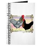 Black SL Chickens Journal