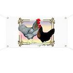 Black SL Chickens Banner