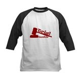 Trial Junkie (red) Tee