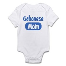 Gabonese mom Infant Bodysuit