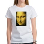 Mona Lisa Detail Women's T-Shirt