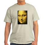 Mona Lisa Detail Light T-Shirt