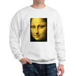 Mona Lisa Detail Sweatshirt