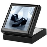Hard Shoes Keepsake Box