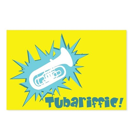 Tubariffic Postcards (Package of 8)