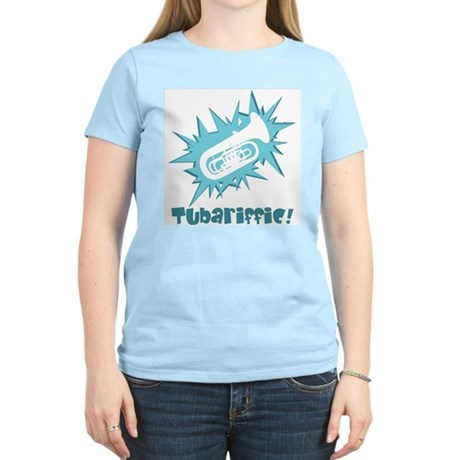 Tubariffic Women's Light T-Shirt