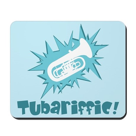 Tubariffic Mousepad