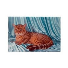 Bengal Tabby Rectangle Magnet (100 pack)