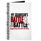 My Battle Too 1 PEARL WHITE (Grandson) Journal