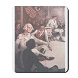 A Tent Masonic Lodge Mousepad