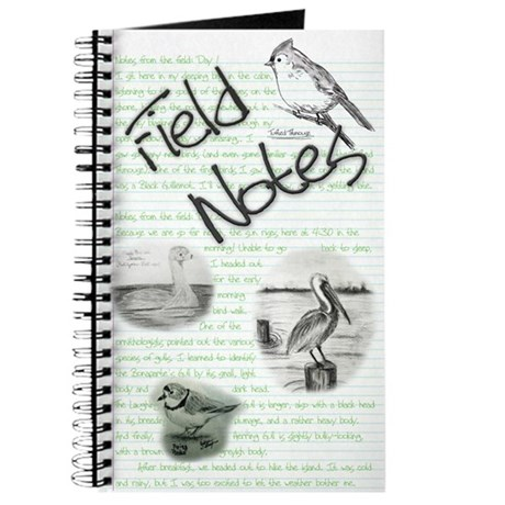 Birding Field Notebook