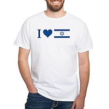 I Heart Israel Shirt
