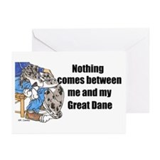 NMtMrl Nothing Comes Between Greeting Cards (Pk of
