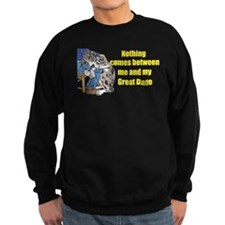 NMtMrl Nothing Comes Between Sweatshirt