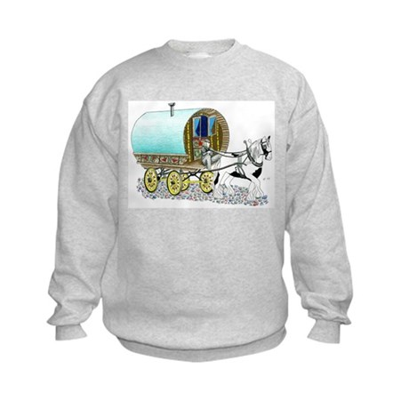 Gypsy Wagon Kids Sweatshirt