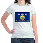 Montana-4 Jr. Ringer T-Shirt