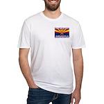 Arizona-4 Fitted T-Shirt