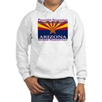Arizona-4 Hooded Sweatshirt