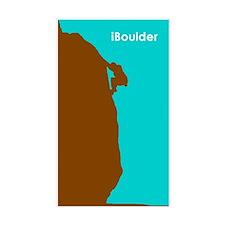 iBoulder Rectangle Decal
