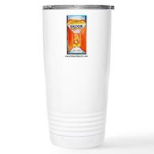 Skook Pop Art Ice Tea Travel Mug