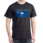 South Carolina State Flag Dark T-Shirt