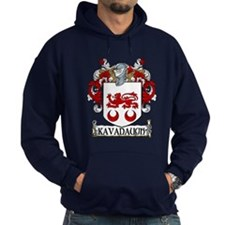 Kavanaugh Coat of Arms Hoodie