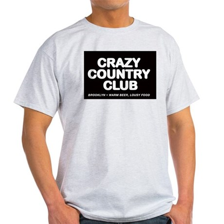 CRAZY COUNTRY CLUB Light T-Shirt