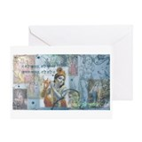 Lord Krishna Greeting Card