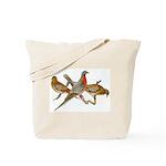 Fuertes' Passenger Pigeon Tote Bag
