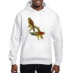 Red-shouldered Hawk Hooded Sweatshirt