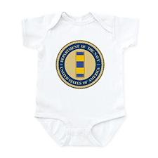Navy Chief Warrant Officer 2 Infant Bodysuit