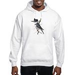 Fuertes' Kingfisher Hooded Sweatshirt