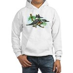 Belted Kingfisher Hooded Sweatshirt