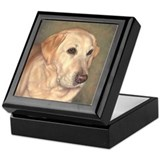 Labrador Retriever Keepsake Box