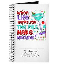 Make Martinis Journal