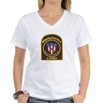 Shelby Tactical Response Women's V-Neck T-Shirt