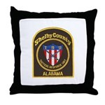 Shelby Tactical Response Throw Pillow