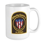 Shelby Tactical Response Large Mug
