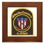 Shelby Tactical Response Framed Tile