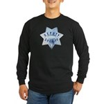 Sacramento Deputy Sheriff Long Sleeve Dark T-Shirt