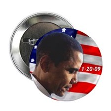 "Obama, The President 2.25"" Button (10 pack)"