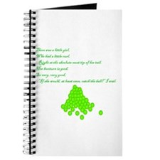 Flyball Get the Ball Journal