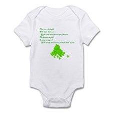 Flyball Get the Ball Infant Bodysuit