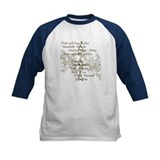 Jane Austen Books 5 Tee