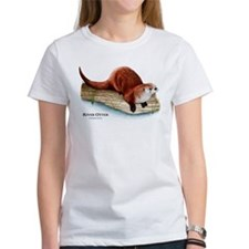 Northern River Otter Tee