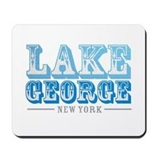 Lake George - Mousepad