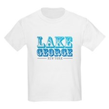 Lake George - Kids T-Shirt