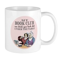 Cute Book club Mug
